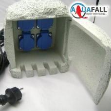 Садовая розетка (удлинитель) AquaFall CSB-104