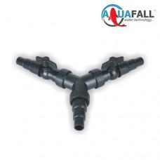 Распределитель потока Y-distributor AquaFall CST-02F  25/32/38 mm