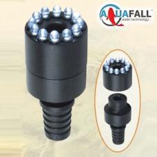 Светильник для фонтана кольцевой AquaFall LR-WS12W 2W LED белый