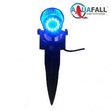 Светильник для фонтана AquaFall QL41C 1W LED (RGB) разноцветный