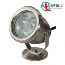 Светильник для пруда в металлическом корпусе AquaFall QL-25-1W-3W LED белый