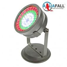 Светильник для пруда в металлическом корпусе AquaFall QL-72 C LED RGB